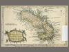 The Island of Martinico with its Towns, Forts & Batteries
