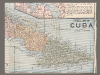 War Map of Cuba