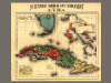 Scientific American Navy Supplement Map of Cuba
