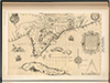 Plate 16. Facsimile Cartography 1492-1867. Lemoyne Map, 1591