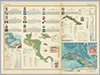 Central America. Cuba. Pergamon World Atlas